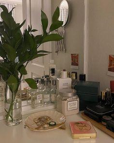aesthetic, interior, room, decor, chanel on We Heart It