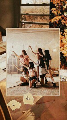 Gfriend wallpaper Lockscreen Yuju Eunha SinB Umji Yerin Sowon Time for The Moon Night Gfriend And Bts, Gfriend Yuju, Tumblr Wallpaper, Bts Wallpaper, Iphone Wallpaper, Brown Aesthetic, Sky Aesthetic, Girl Korea, Summer Rain