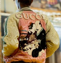 The Fashion of His Love - Gucci Resort 2018 Runway Details