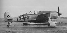 Modified Fw-190A-5