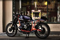 '81 BMW R65 Cafe Racer | by Cafe Matty in Dallas