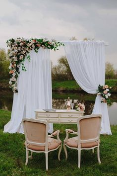 Outdoor Furniture Sets, Outdoor Decor, Curtains, Table Decorations, Home Decor, Sheer Curtains, Wedding, Blinds, Decoration Home