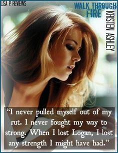Walk Through Fire (Chaos, #4) by Kristen Ashley