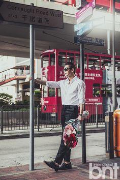 Ji Chang Wook - bnt International September 2014