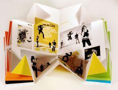 Graphic Designer Museum Catalogue by BRANDON SWEET, via Behance