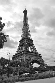 Hopefully one day the love of my life and I will stand beneath the Eiffel Tower and kiss in the rain.