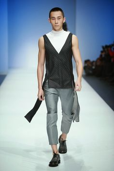 Just for Tee Spring/Summer 2014 - Mercedes-Benz Fashion Week China | Male Fashion Trends