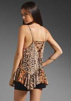 STYLE STALKER St. German Cami in Cheetah at Revolve Clothing