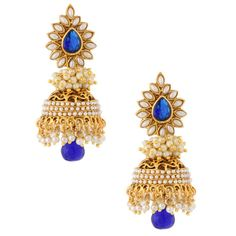 Jhumkas-earrings-pearls-jhumka-jhumki-bridal-jewellery-sets-India-SAEA0866