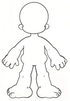 Cuerpo humano niño