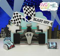 race car, Go Kart Racers