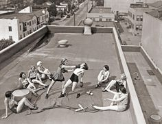 Боевые подруги, США, 1933