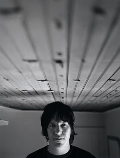 Elliot Smith Portrait photography by Chris Buck