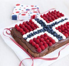 Norway Food, Norwegian Food, Norwegian Recipes, Scandinavian Food, 4th Of July Celebration, Seasonal Food, Something Sweet, Eat Cake, Sweet Recipes