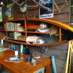 Boat/shelf
