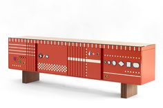 Doshi Levien, 'Kundan' mirror cabinet #exclusivedesign For more inspirations: www.bocadolobo.com home furniture, designer furniture, inspirations ideas, exclusive furniture, interior design ideas