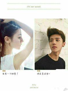 Luhan, Polaroid Film, Drop, Couples, Celebrities, Celebs, Romantic Couples, Couple, Famous People