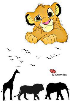 Lion King Theme, Lol Doll Cake, Lion King Cakes, Le Roi Lion, Olaf Frozen, Lol Dolls, Cake Designs, Cake Toppers, Pikachu