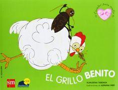 El grillo Benito. Almudena Taboada. SM, 2011