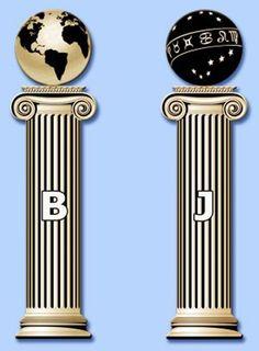 Miscellanea Macionica : Pourquoi des Colonnes et des Colonnettes dans le temple