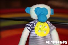 Minimonos: juguetes hechos a mano | artículo publicado en FRENTE_Mx