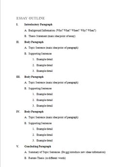 APA Format Check List Scope Of Work Template Animals Pinterest