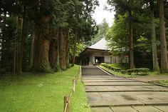 Chusonji #iwate