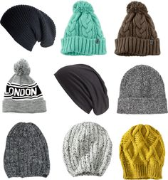 Beanies are adorable! Really want the mint green one and the London one!:) Im really starting to LOVE hats