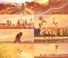 spirit stallion of the cimarron - Summer