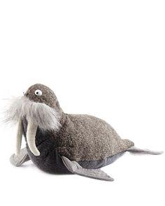 Old Boy - designer plush toy seal - Beasts by sigikid - 38409