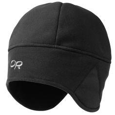 350d0b2988d Outdoor Research - Wind Warrior Fleece Hat - Black Women Accessories