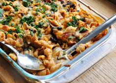Mexican Black Beans & Cheese Pasta... Oh Yeah! | Honey, What's Cooking?