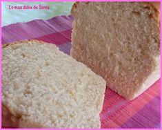 Lo más dulce de Sonia: Masas de pan