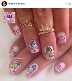 Beauty Hacks, Beauty Tips, Cartoon Art, Summer Nails, My Nails, Nail Designs, Hair Beauty, Nail Art, Manicures