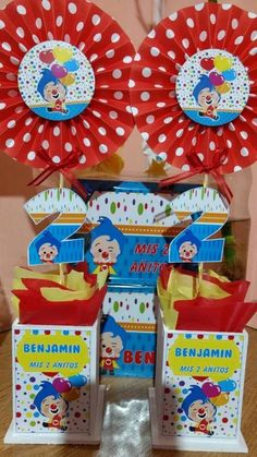 Plim Plim children's theme party - Celebrat : Home of Celebration, Events to Celebrate, Wishes, Gifts ideas and more ! Birthday Sweets, Party Sweets, Circus Birthday, Boy Birthday Parties, 3rd Birthday, Happy Birthday, Carnival Themed Party, Circus Party, Garfield Birthday