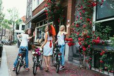 Travel Girls' Night in Amsterdam, photoshoot - rudenko-photography.com