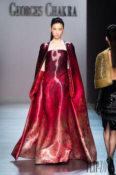 乔治斯·查卡拉 [Georges Chakra] 2014秋冬 - 高级订制 - http://zh.flip-zone.com/fashion/couture-1/fashion-houses/georges-chakra-4814