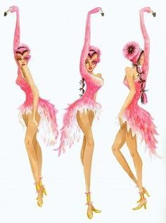 flamingo costume - Google Search