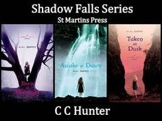 Missing Whispers at Moonries in the Shadow Falls series, but very excited to read the last one coming out this spring!