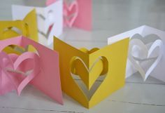 valentines day weaving project | ... crafts valentine day cards valentine cards crafts diy valentine s day
