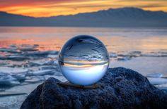 Glass Ball Photo Idea