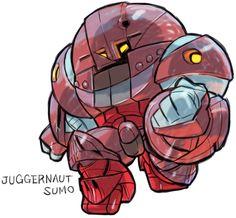 Marvel X Gundam Crossover - Imgur