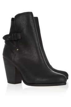 Quality -RAG & BONE Kinsey leather ankle boots