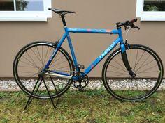 Ein Fahrrad für Sport- und Konditionsbegeisterte Radler