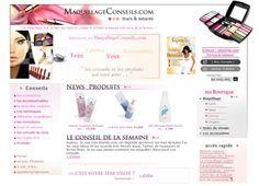 Maquillage Conseils : Le site du maquillage