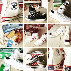 Blog再開 | American Vintage Converse Chuck Taylor High, Converse High, High Top Sneakers, Converse Vintage, Chuck Taylors High Top, High Tops, American, Shoes, Fender Stratocaster