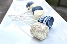 Dallas Cowboys Marshmallow Pops