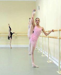 Ballet - Stretching