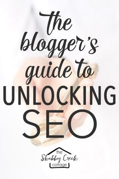 Simple tips for bloggers to understand SEO secrets to help improve their blogs.