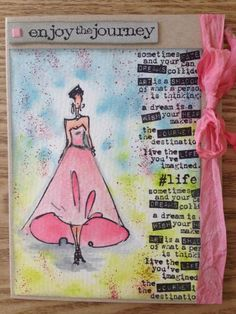 Enjoy the Journey by Acetaitai - Cards and Paper Crafts at Splitcoaststampers